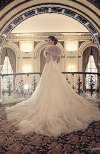 Metro Detroit Bride – photos by Cybelle Codish