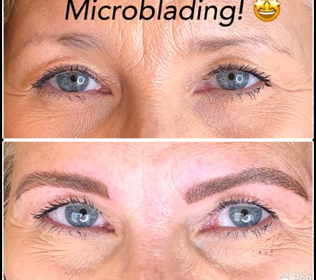 Micro pigmentation 90